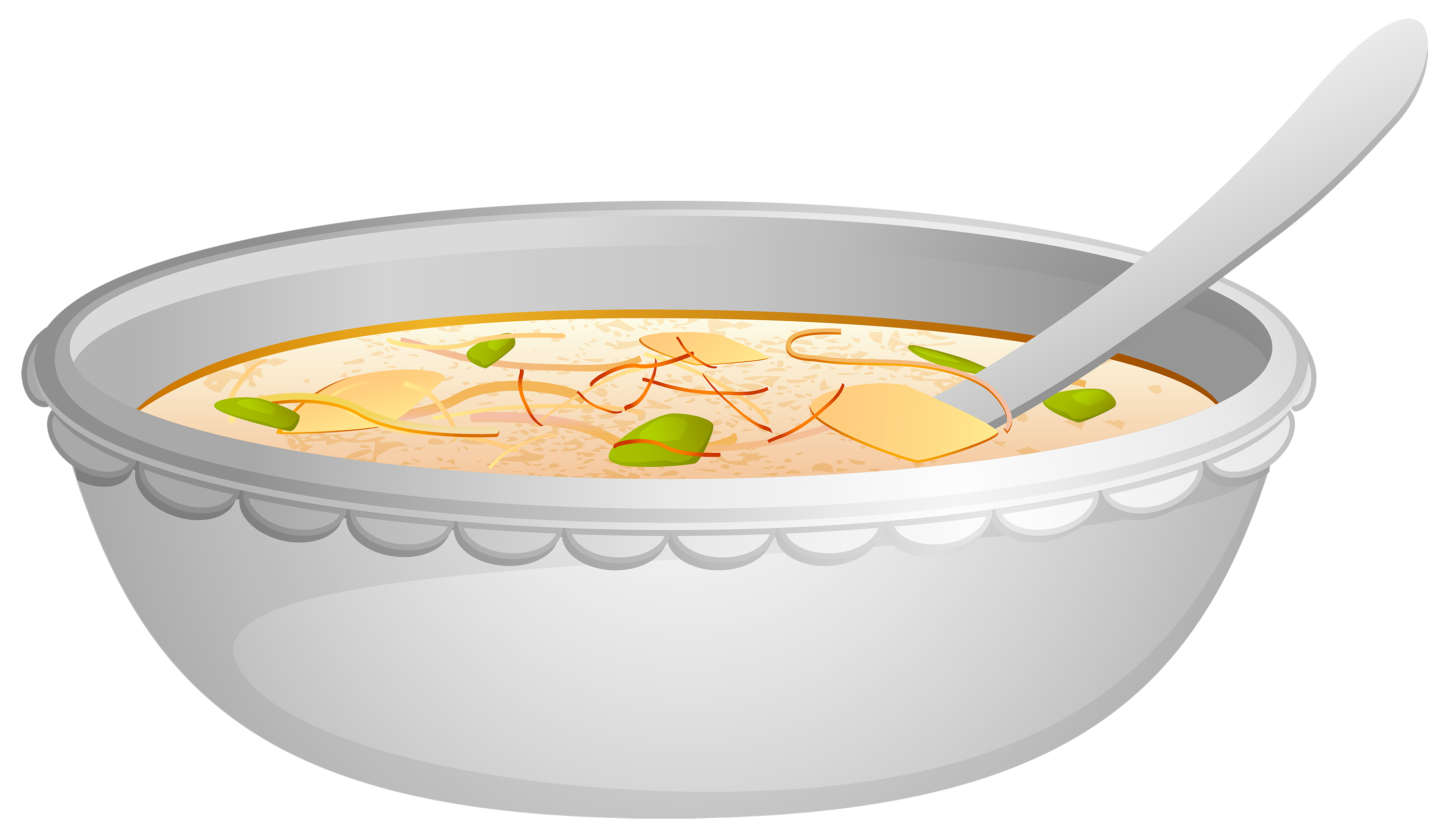 Soup Clipart Pictures image #43882