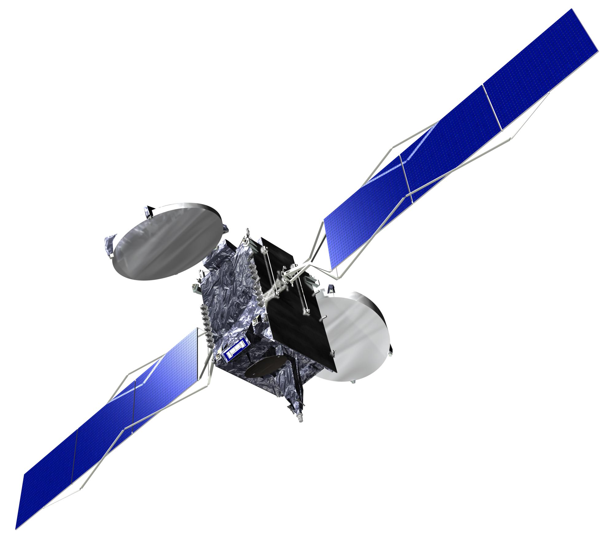 Space Satellite Png image #40920