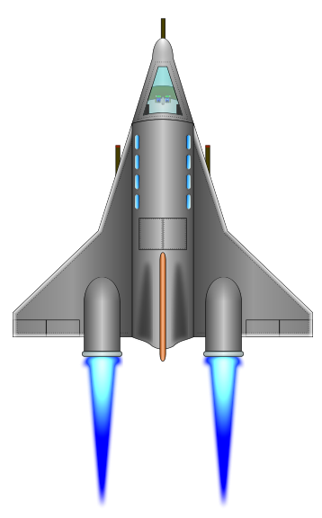 Spacecraft Png image #40882