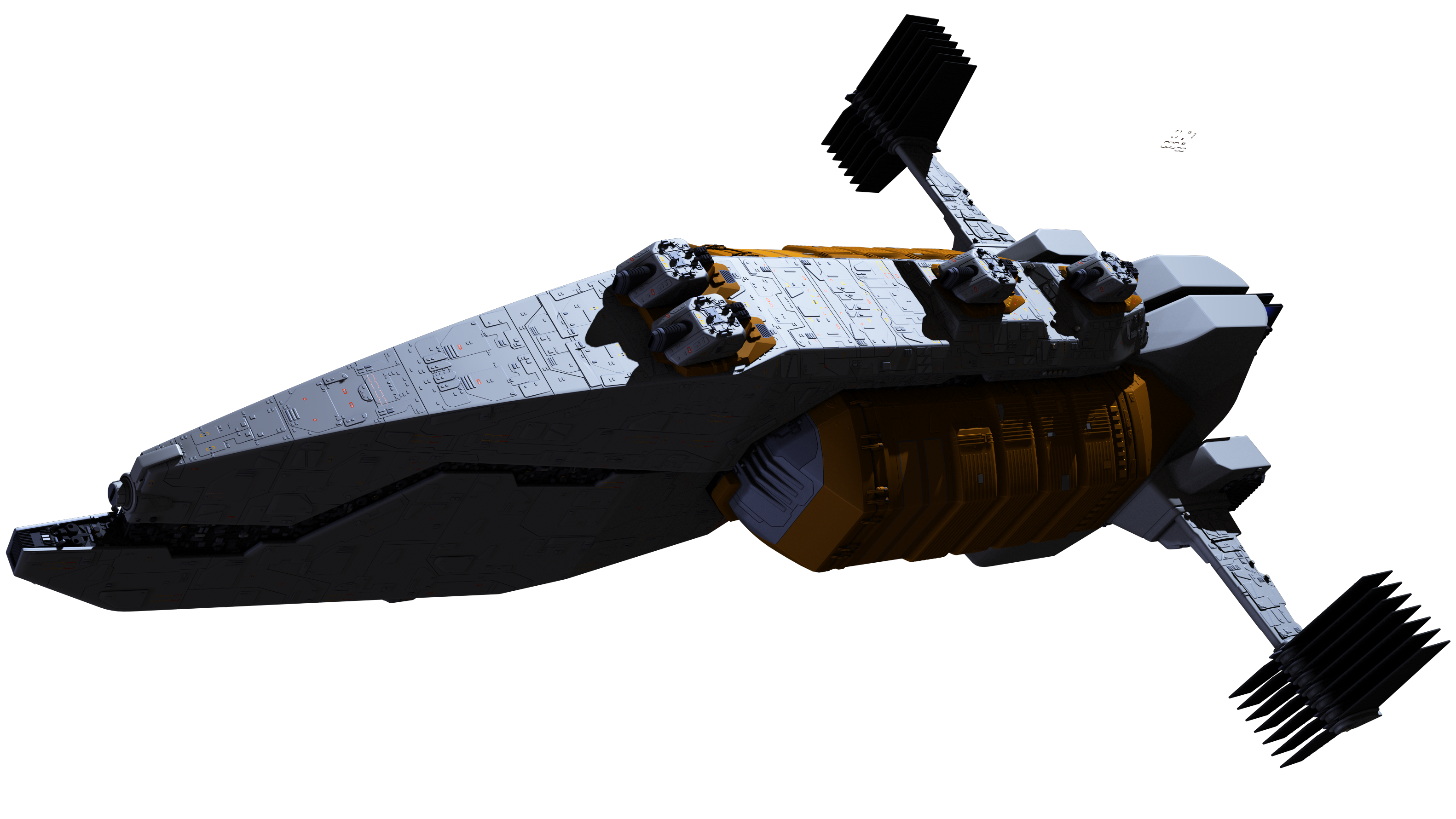 Spacecraft Png image #40893
