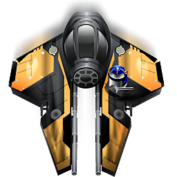 Spaceship Png Icon image #17267