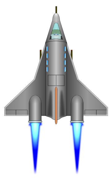 Spaceship Png Icon image #17270