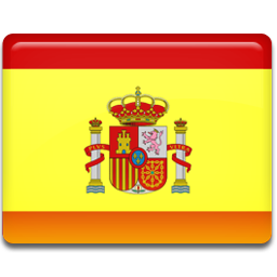 Spain Flag Icons No Attribution