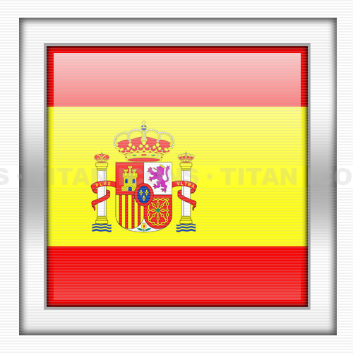 Icon Spain Flag Svg
