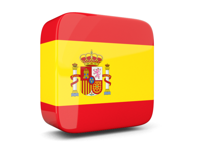 Drawing Spain Flag Icon
