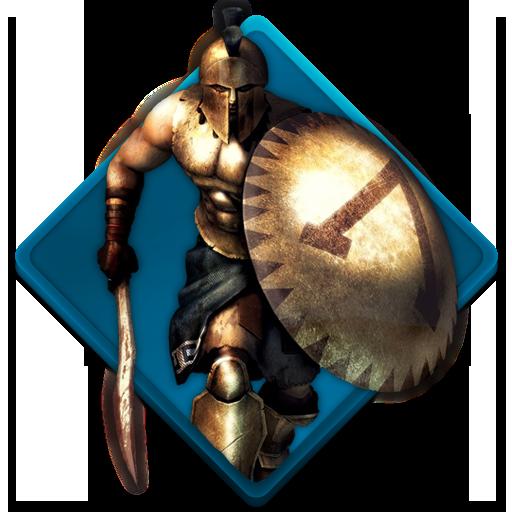 Symbol Icon Spartan