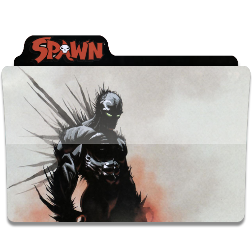 Spawn Folder Icon Png image #28755