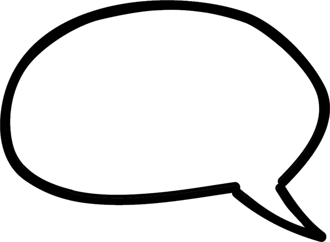 Speech Bubble Png image #15298