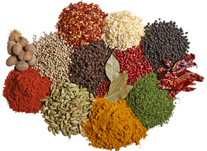 Spice Powders Png image #43518
