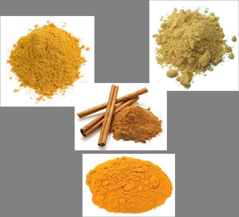 Spice varieties png