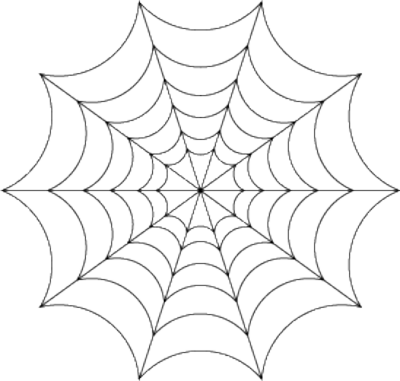 Download For Free Spider Web Png In High Resolution