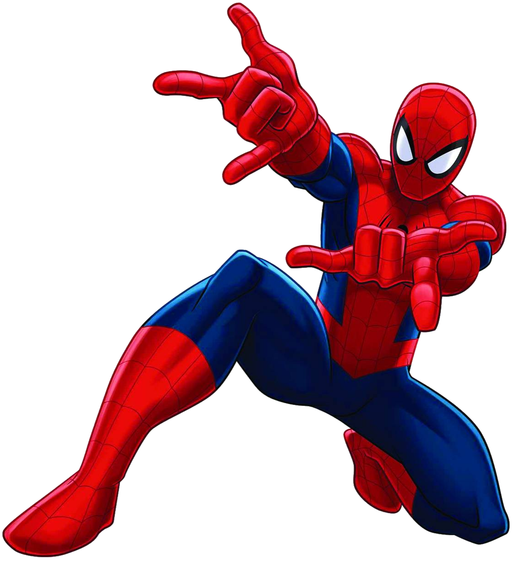 Spiderman Cartoon Costume Png Pictures