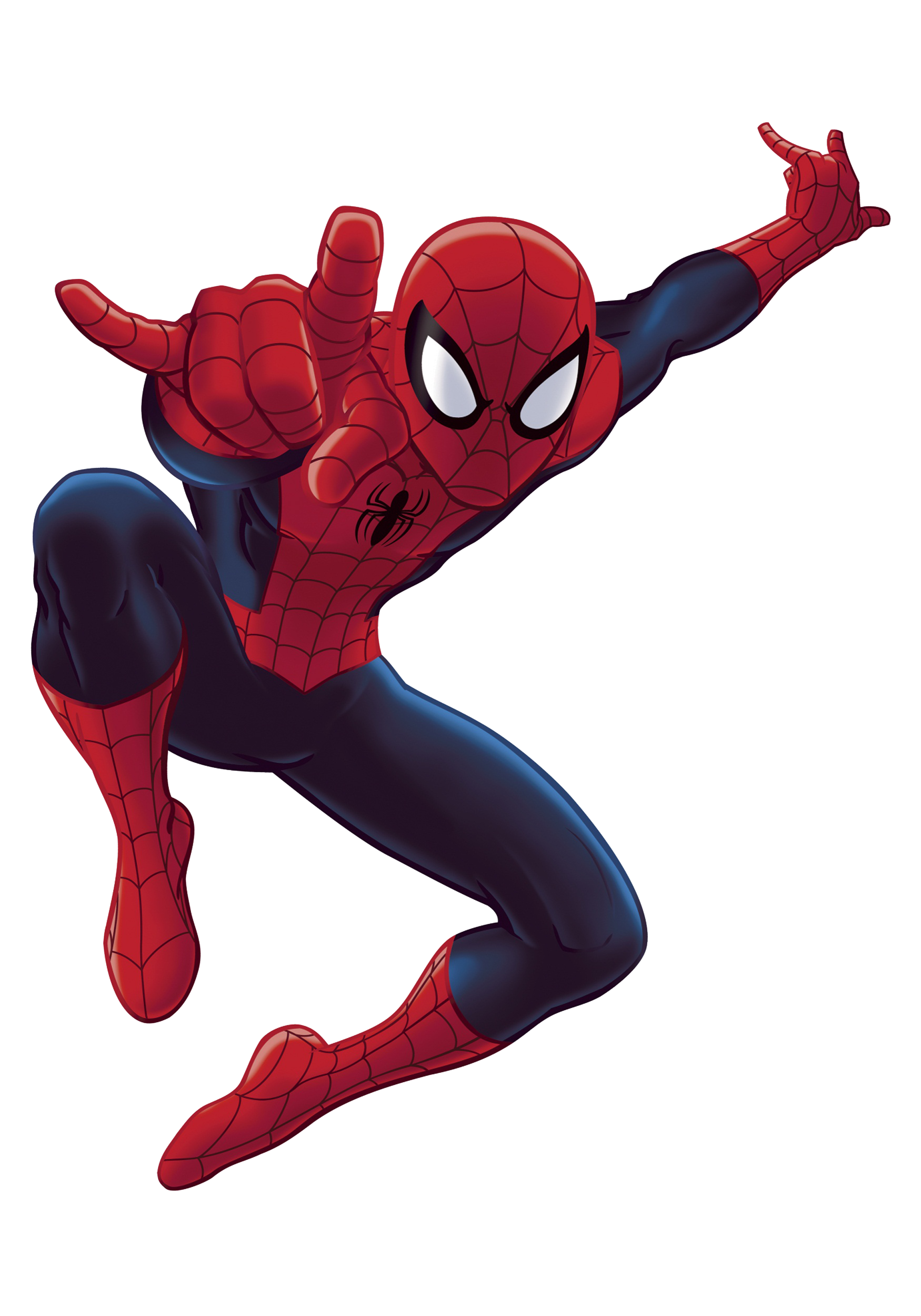 Spiderman Jump  Background