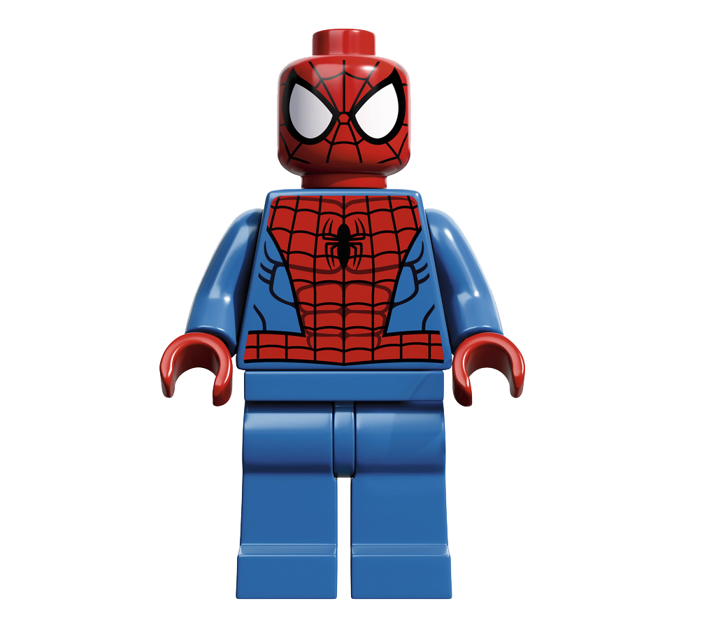 Spiderman Lego PNG Image image #46625