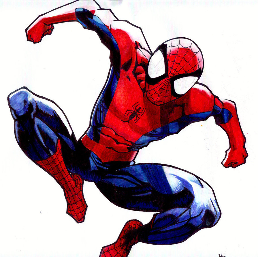 Spiderman Transparent Image