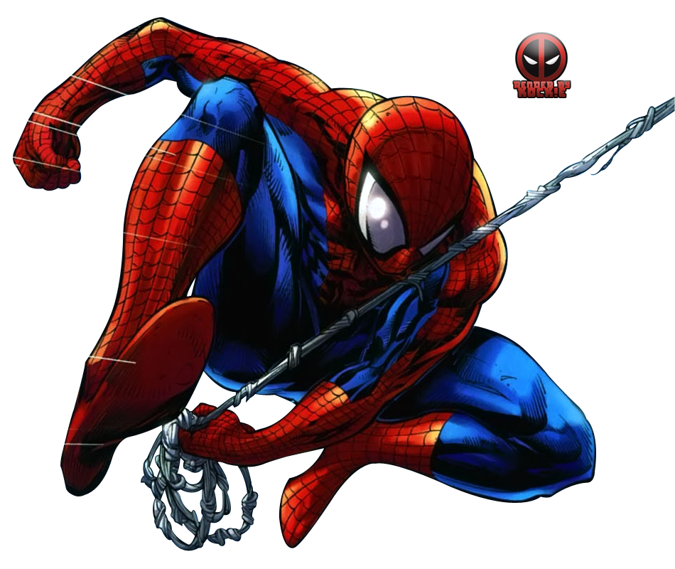 Spiderman Marvel Comic Film PNG Photo