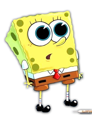 Spongebob Cartoon Characters Png