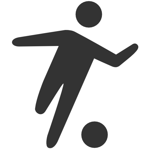 Free Icons Png: Sport Activities Football Icon