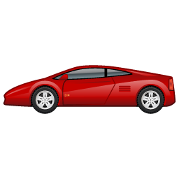 Sport Car Icon image #21323