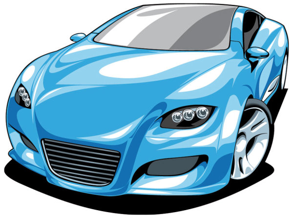 Sport Car Icon image #21325