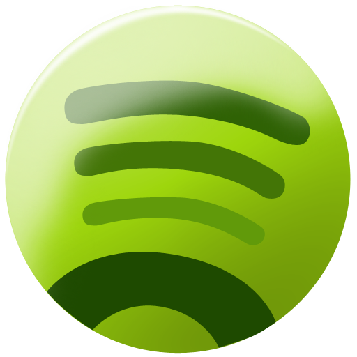 Library Spotify Icon