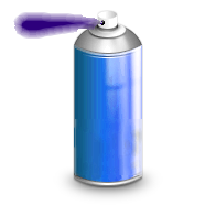 Spray Can PNG Picture image #28851
