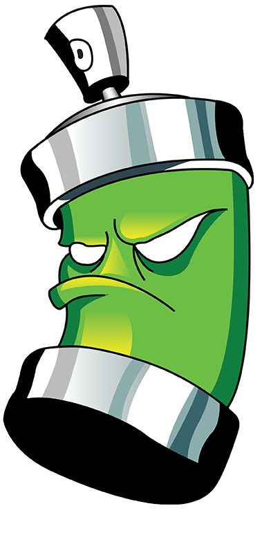 PNG Spray Can Clipart image #28858