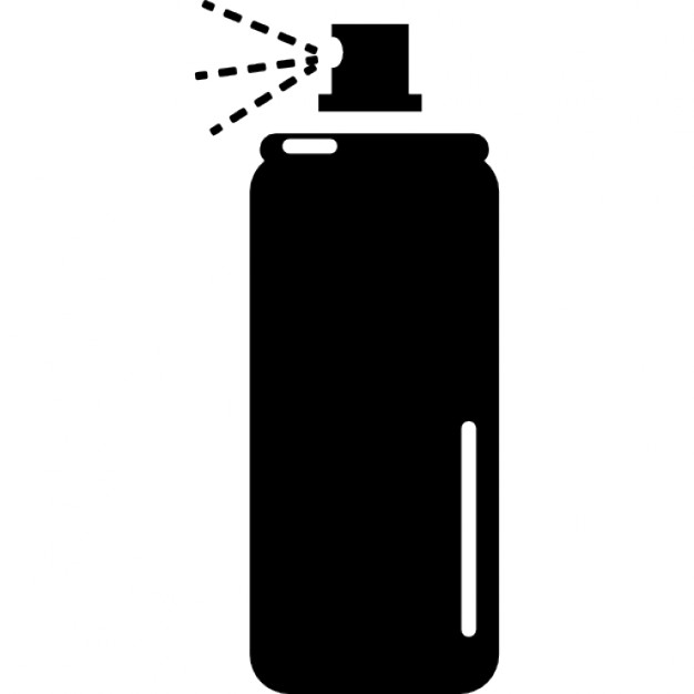 Spray Can Png image #28861