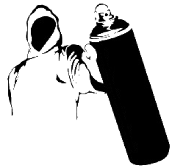 Spray Can Png image #28865