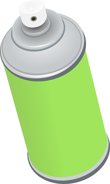 Spray Can Png image #28869