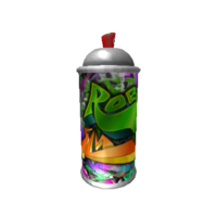 Spray Can Png image #28849