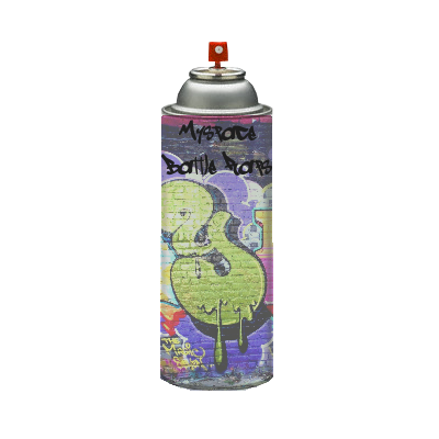 What Is The Ball In A Spray Paint Can