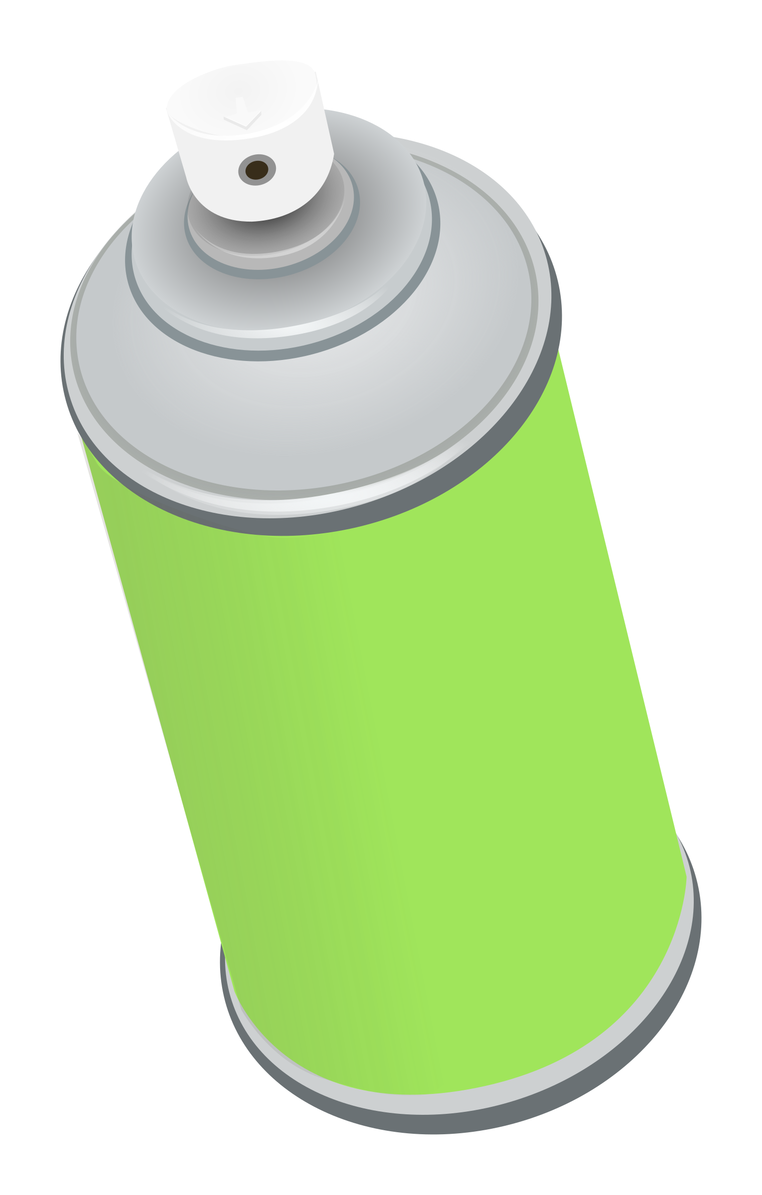 Spray Can Image Transparent PNG image #28846