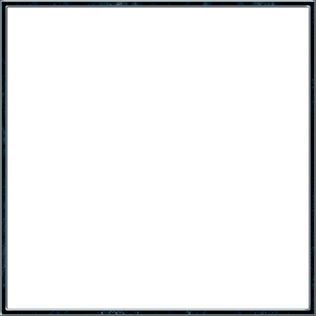PNG Transparent Square Frame image #25167