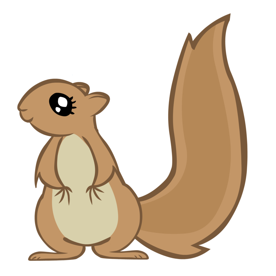 Squirrel File PNG image #20494