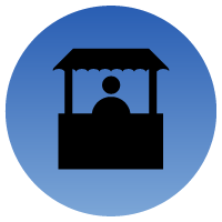 Stall Icon image #40950