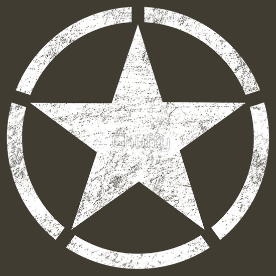 Png Simple Star Army image #9347