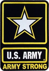 Icon Star Army Vector image #9361