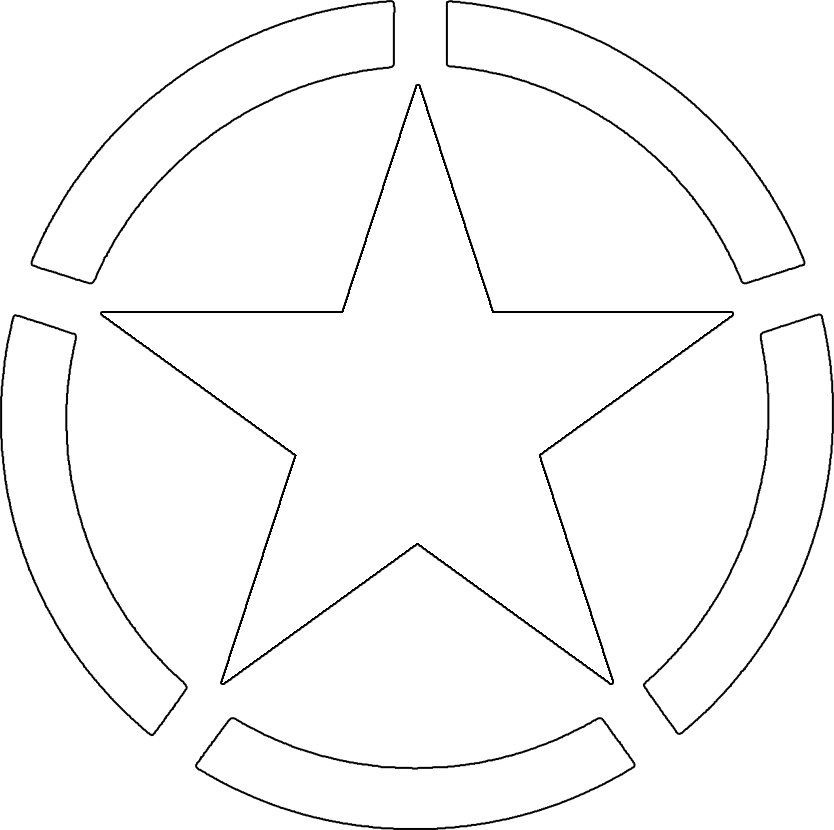 Star Army Free Icon image #9355