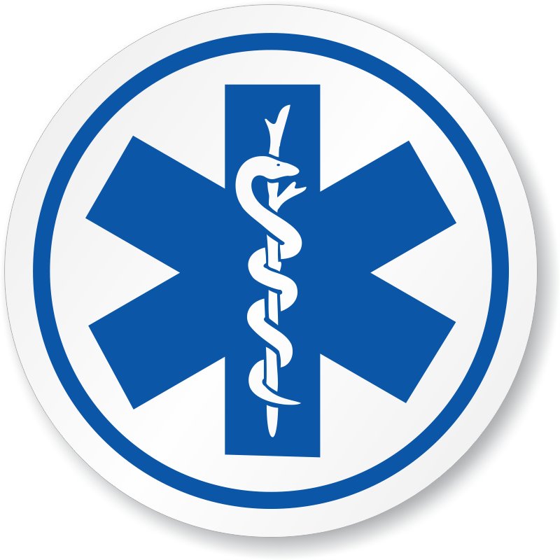 High Resolution Star Of Life Png Clipart image #27565