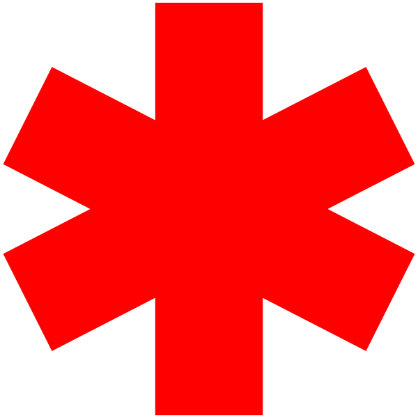 High Resolution Star Of Life Png Icon