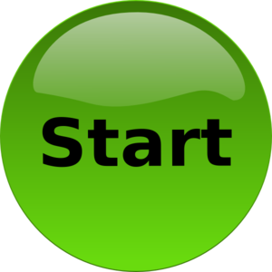 Start Button Png image #44880