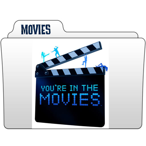 Start Movies Folder Transparent Image