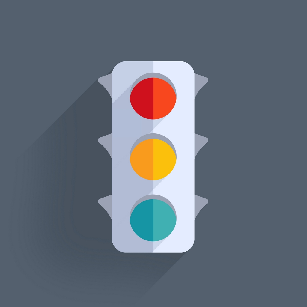 Start, Stop, Traffic Icon  image #5891