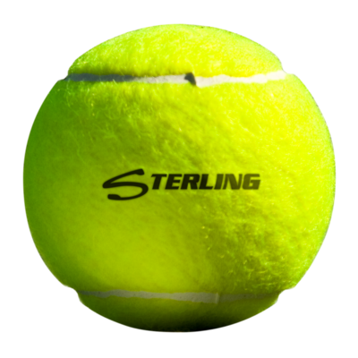 Sterling Tennis Ball PNG Transparent image #43461