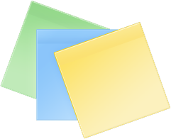 Pictures Icon Sticky