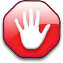 Stop Image Free Icon image #13413