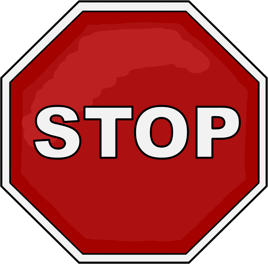 Download Picture Stop Sign image #27216