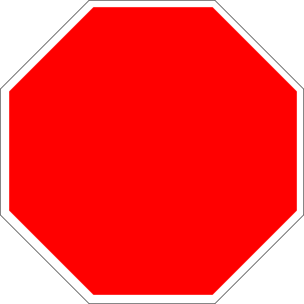 Clipart Stop Sign Pictures Free image #27217