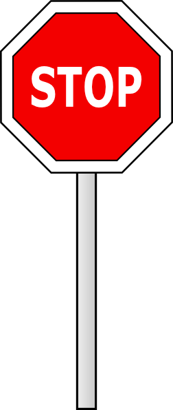 Stop Sign Png image #27227